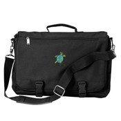 Sanderlin Embroidered Expandable Briefcase